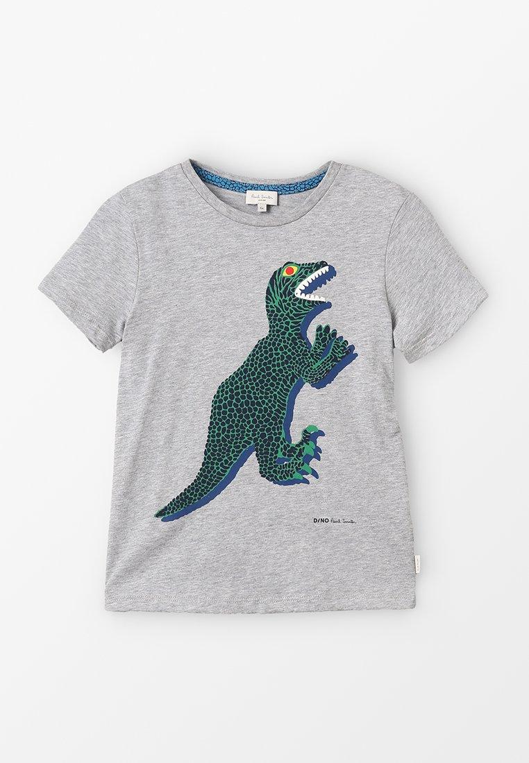 Paul Smith Junior - TYRELL  - T-Shirt print - marl grey