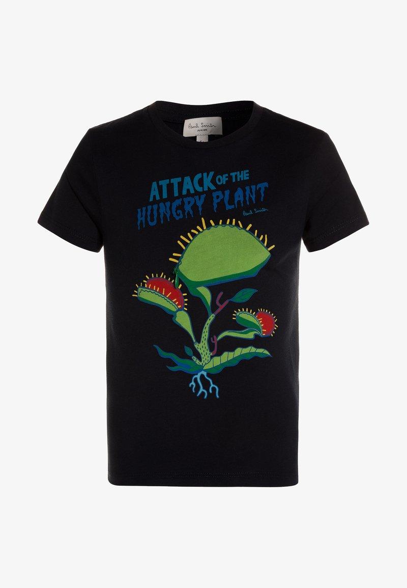 Paul Smith Junior - TYSON - Print T-shirt - dark sapphire
