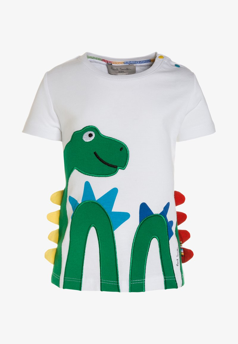 Paul Smith Junior - TELMO - T-Shirt print - white
