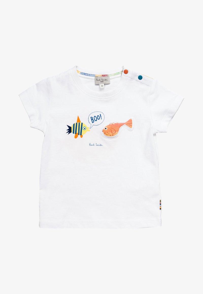 Paul Smith Junior - TAI - T-Shirt print - white