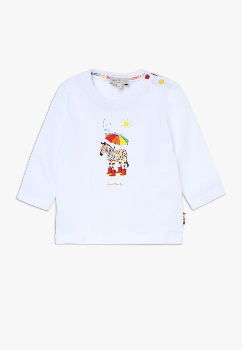 Paul Smith Junior - BABY - Långärmad tröja - white