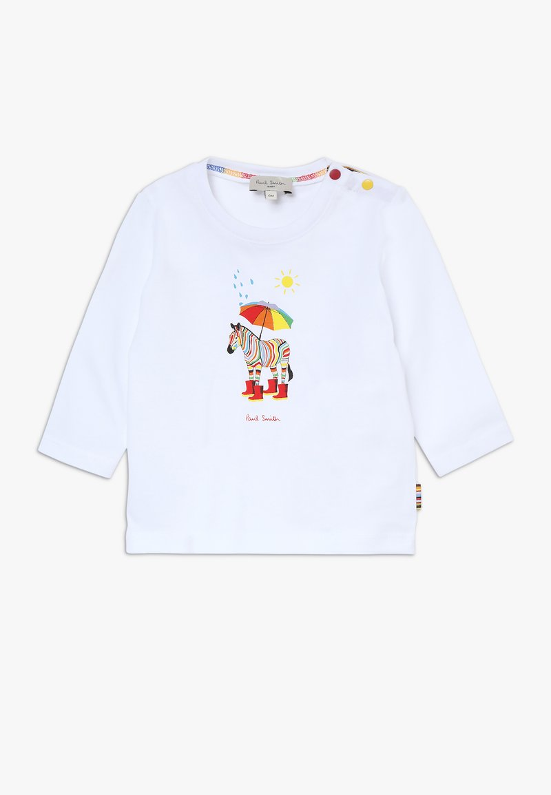 Paul Smith Junior - BABY - Long sleeved top - white