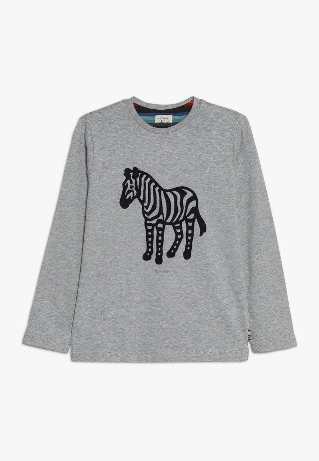 VAZO - Pitkähihainen paita - marl grey