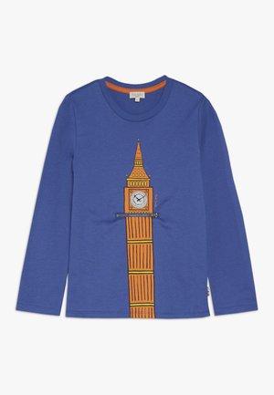 VEZIO - Maglietta a manica lunga - blue quartz