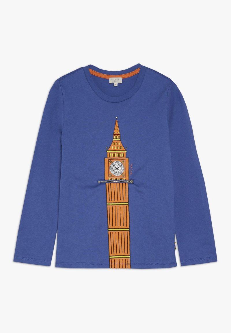Paul Smith Junior - VEZIO - T-shirt à manches longues - blue quartz