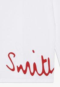 Paul Smith Junior - VISHAL - Bluzka z długim rękawem - white - 2