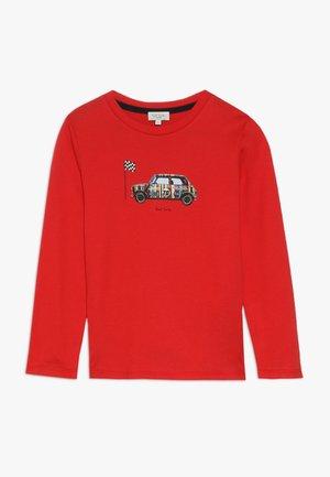 VIDONE - Bluzka z długim rękawem - winter red