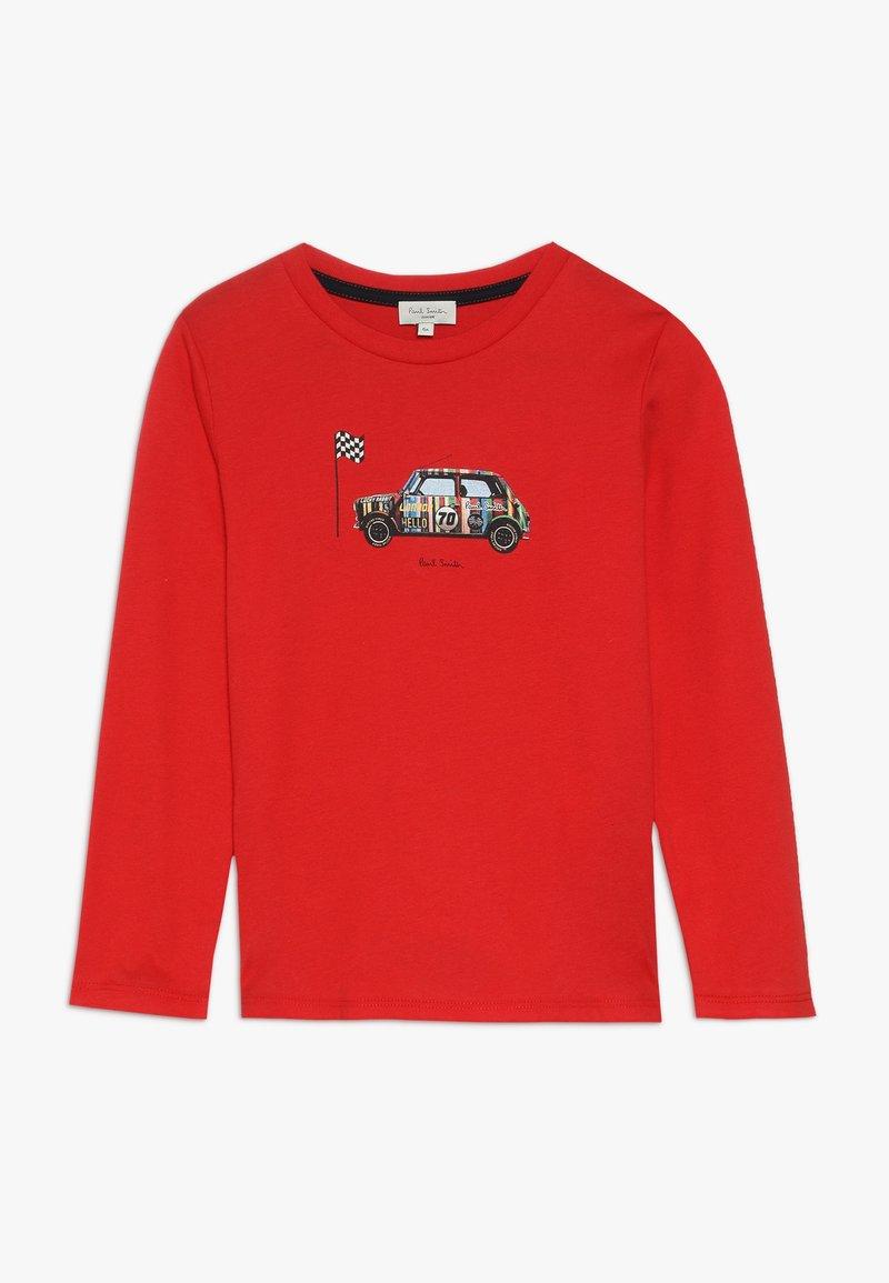 Paul Smith Junior - VIDONE - Camiseta de manga larga - winter red