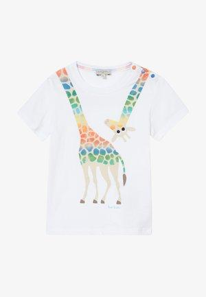 AZICO - Print T-shirt - white
