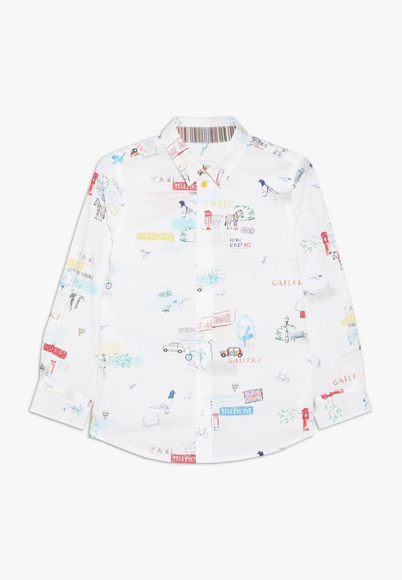 Paul Smith Junior - VANBERT - Shirt - white