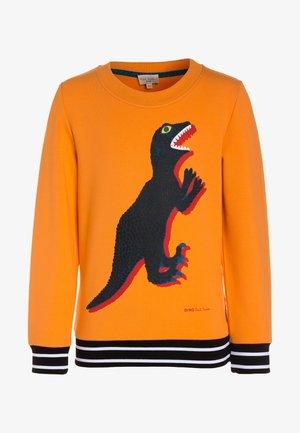 TEX - Sweatshirt - orange peel