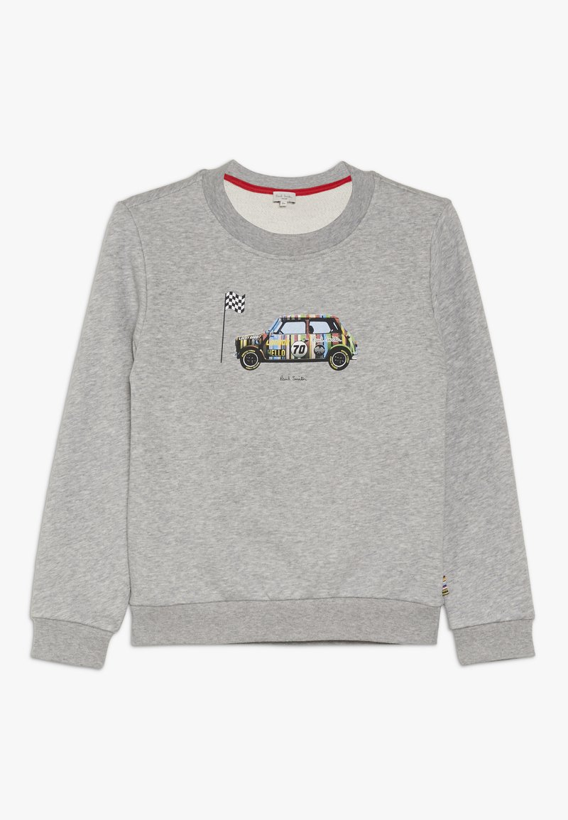 Paul Smith Junior - VICAN - Sweatshirt - marl grey