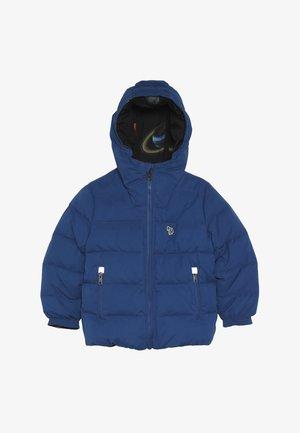 VICTORIUS - Down jacket - blue quartz