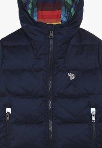 Paul Smith Junior - VICTORIUS - Down jacket - navy - 5