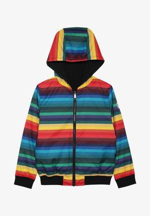 VENDELIN - Waterproof jacket - black