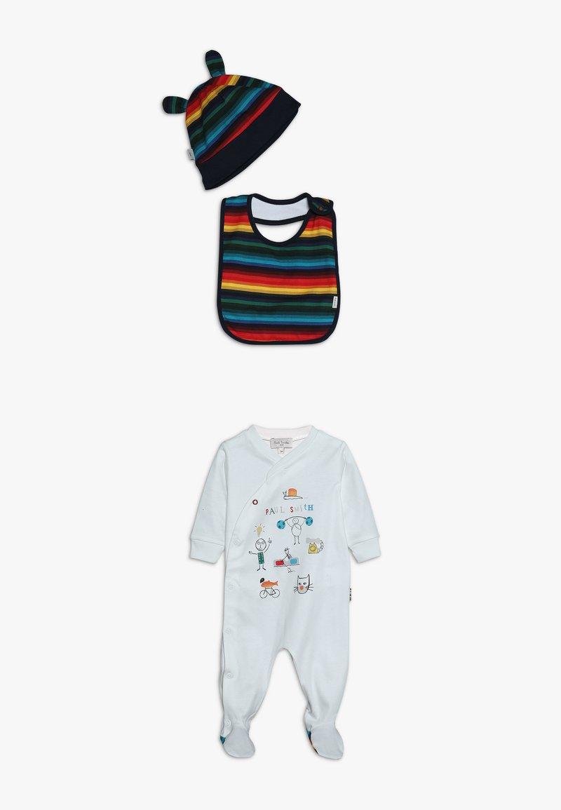 Paul Smith Junior - BABY VALERIAN SET - Geschenk zur Geburt - white