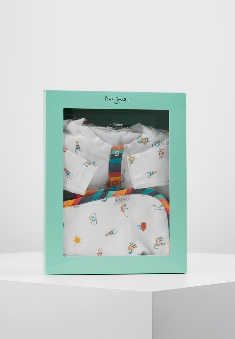 Paul Smith Junior - BABY PIETRO  - Baby gifts - off-white
