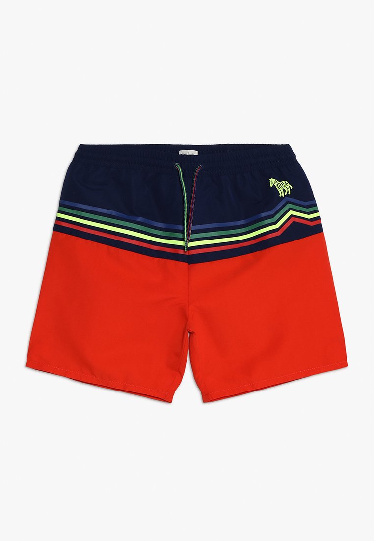 Paul Smith Junior - TAKEO - Swimming shorts - fiery red