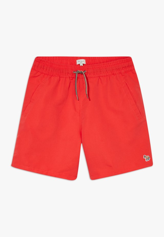 ANDREAS - Shorts da mare - red