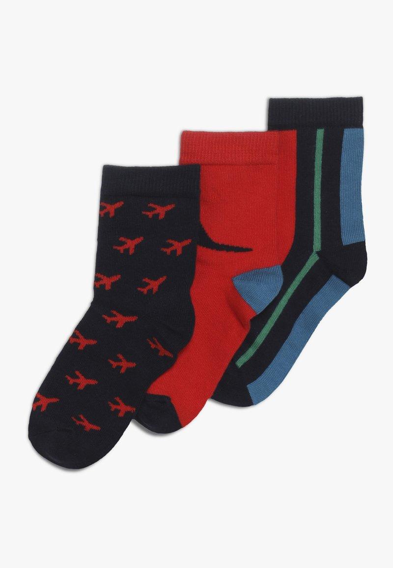 Paul Smith Junior - VIGGO 3 PACK - Socks - navy