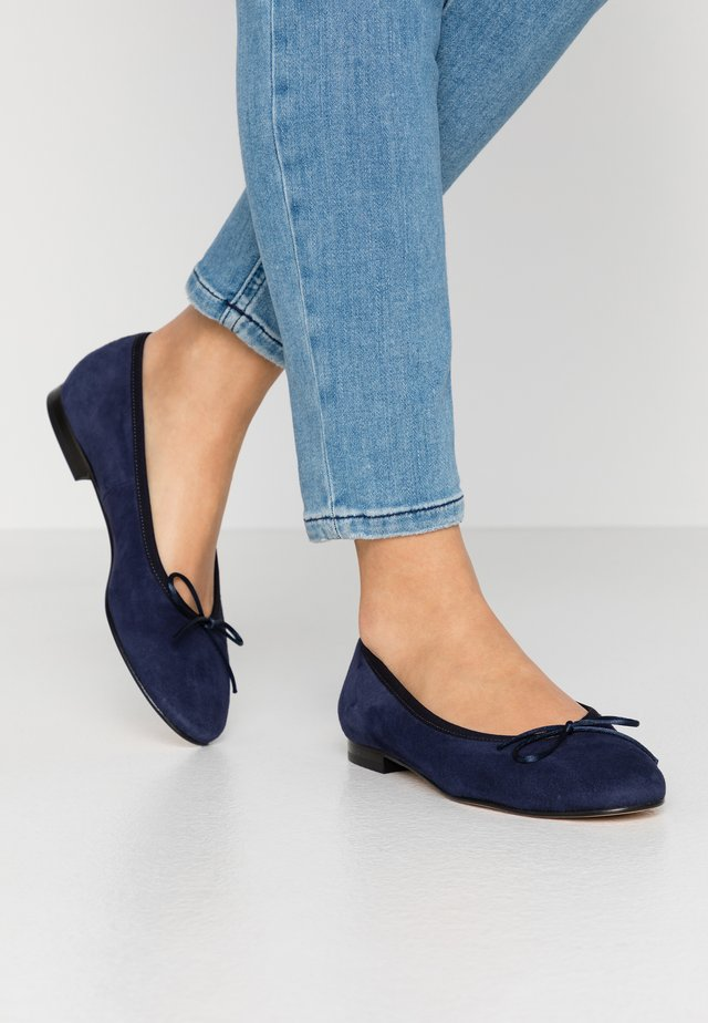 Ballet pumps - abyss/navy