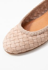 paolifirenze - Ballet pumps - pesca - 2