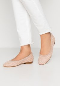 paolifirenze - Ballet pumps - pesca - 0