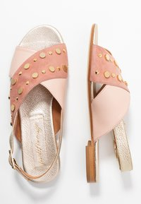 paolifirenze - Sandals - clay/nude/platino - 3