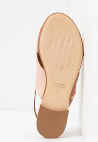 paolifirenze - Sandals - clay/nude/platino - 6