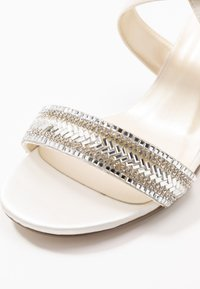 Paradox London Wide Fit - WIDE FIT HASINA - High heeled sandals - ivory - 2