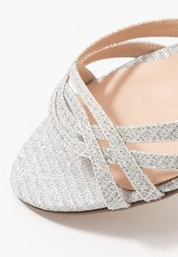 Paradox London Wide Fit - WIDE FIT HERSILA - Sandály - silver - 2