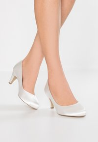 Paradox London Wide Fit - ASTRA WIDE FIT - Bridal shoes - ivory - 0