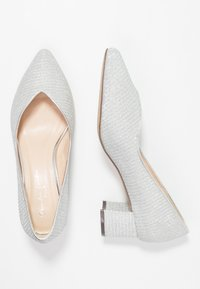 Paradox London Wide Fit - FABLE WIDE FIT - Tacones - silver - 3