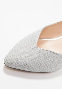 Paradox London Wide Fit - FABLE WIDE FIT - Tacones - silver - 2
