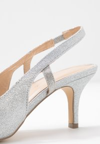 Paradox London Wide Fit - Classic heels - silver - 2