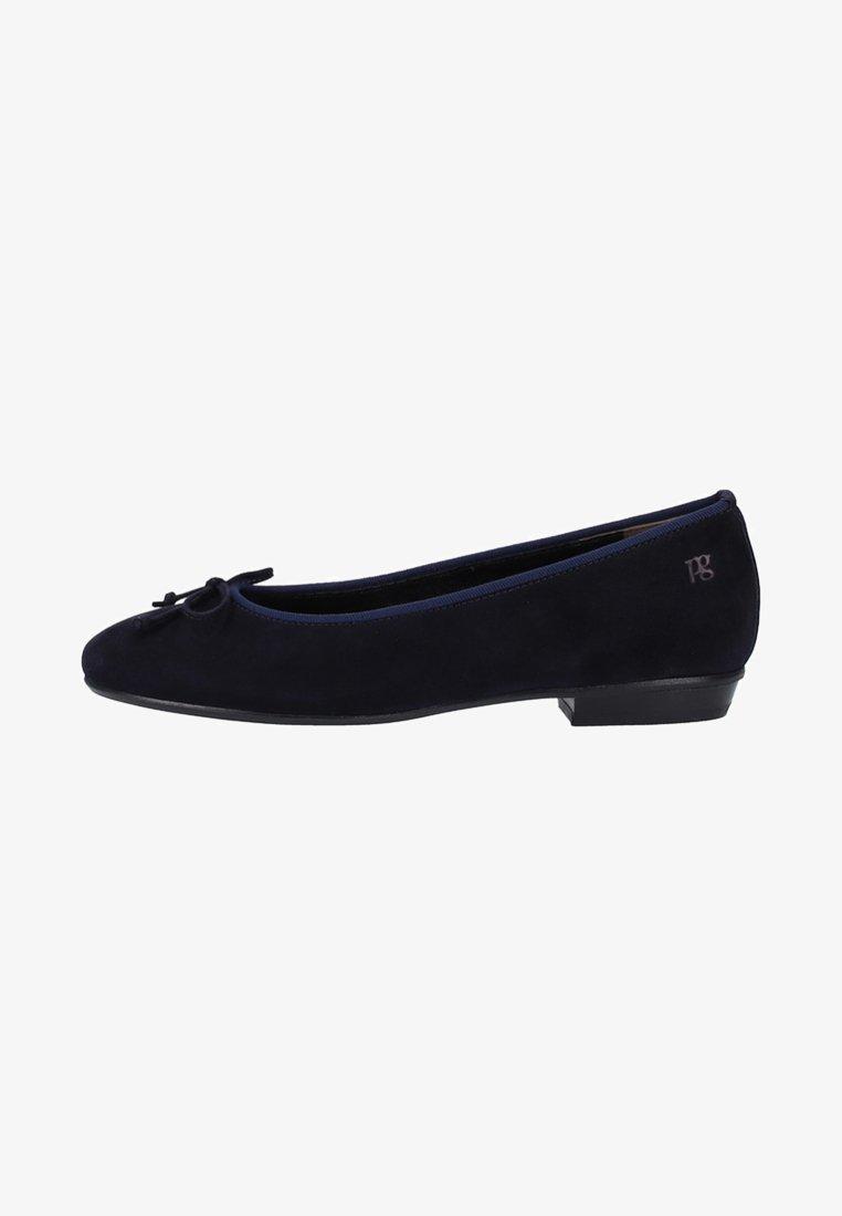 Paul Green - Klassischer  Ballerina - blue
