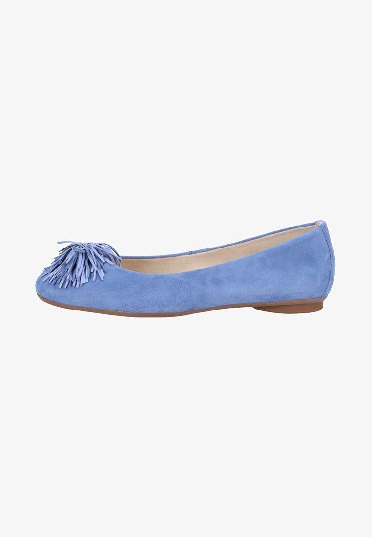Paul Green - Ballet pumps - Jeans / Gletscher
