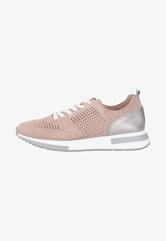 Sneakersy niskie - rame/clay