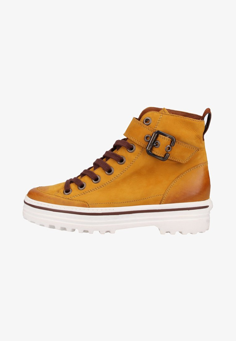 Paul Green - Ankle Boot - yellow