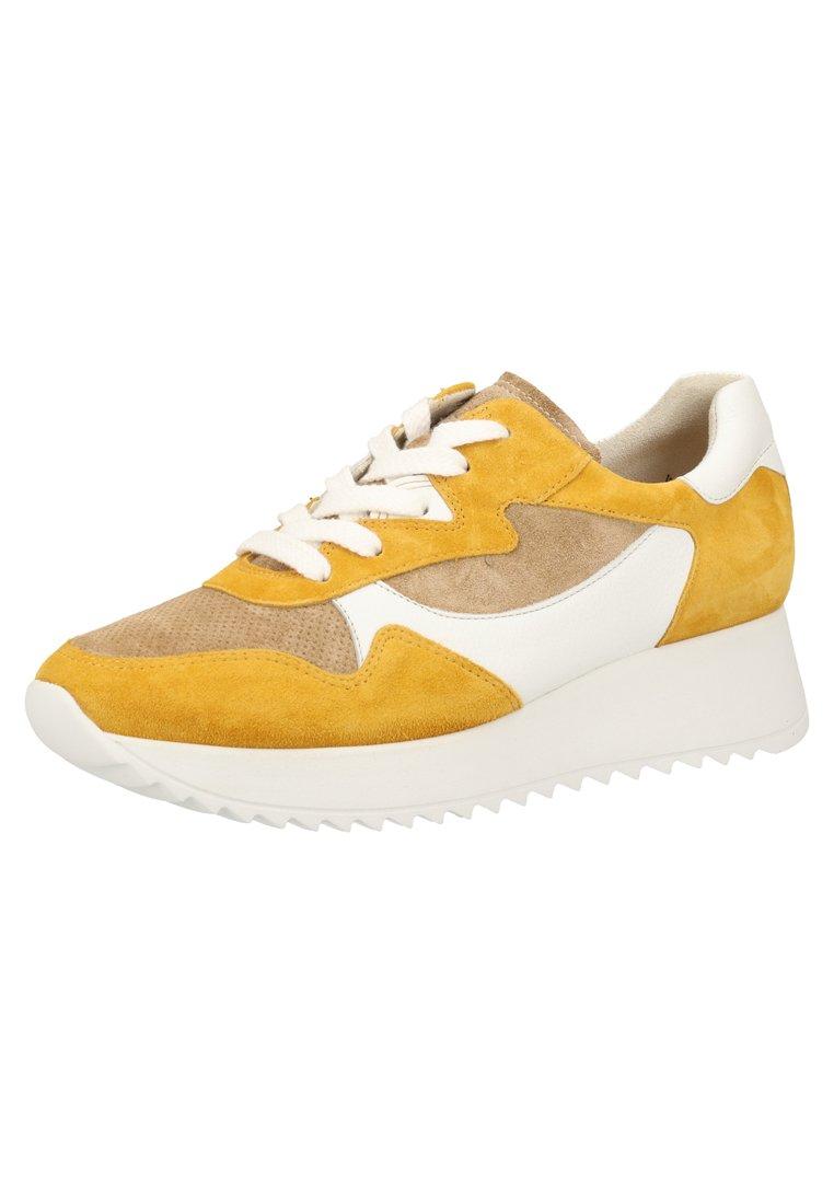 Paul Green Sneakersy niskie - yellow