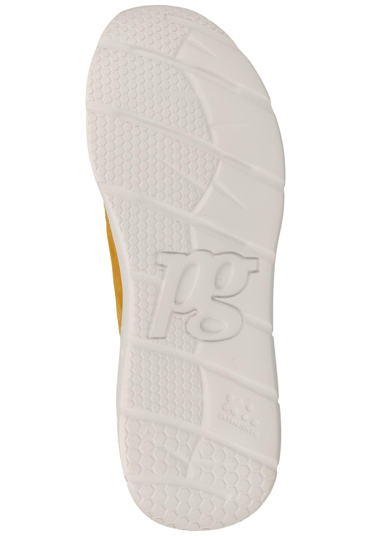 Paul Green SNEAKER - Sneakersy niskie - mustard yellow
