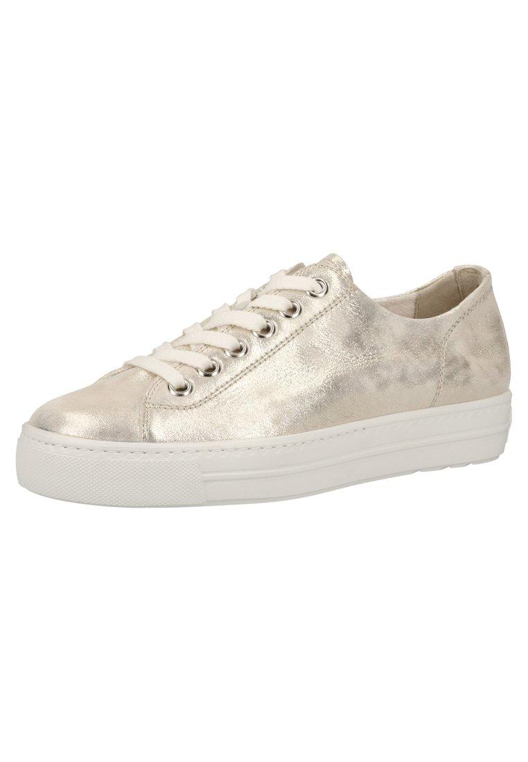 Paul Green Sneakersy niskie - gold