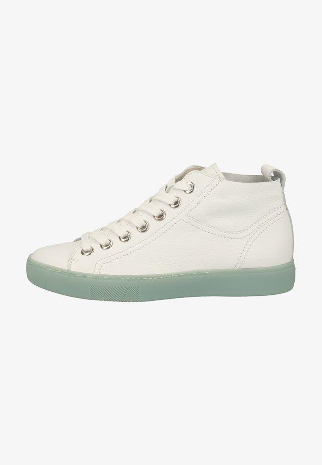 Baskets basses - white/mint