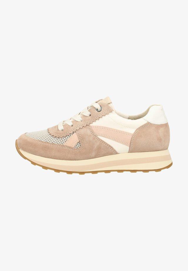 Sneaker low - rose/white