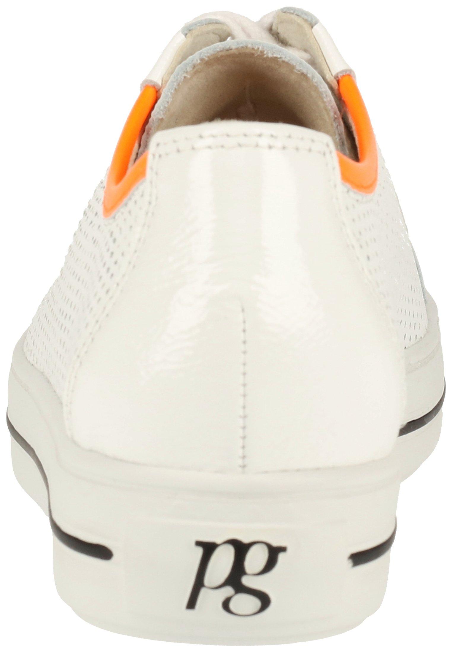 Paul Green Sneaker - Baskets Basses Weiß/orange 26