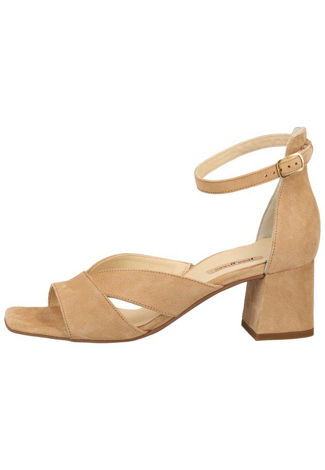 Sandały - beige 6