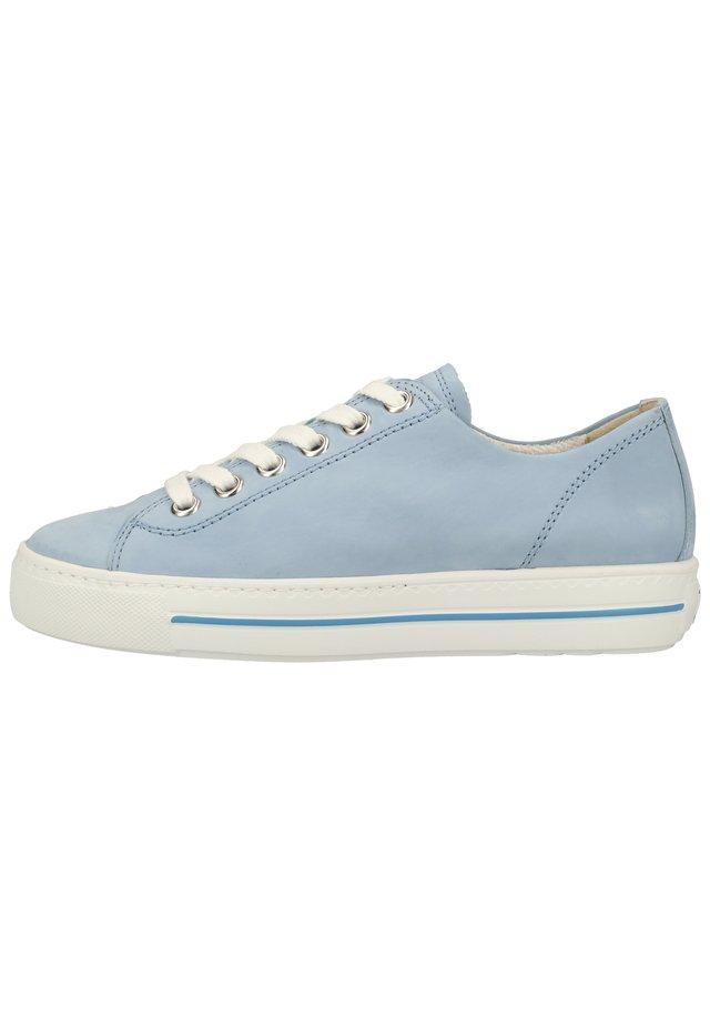 Sneaker low - hellblau 156