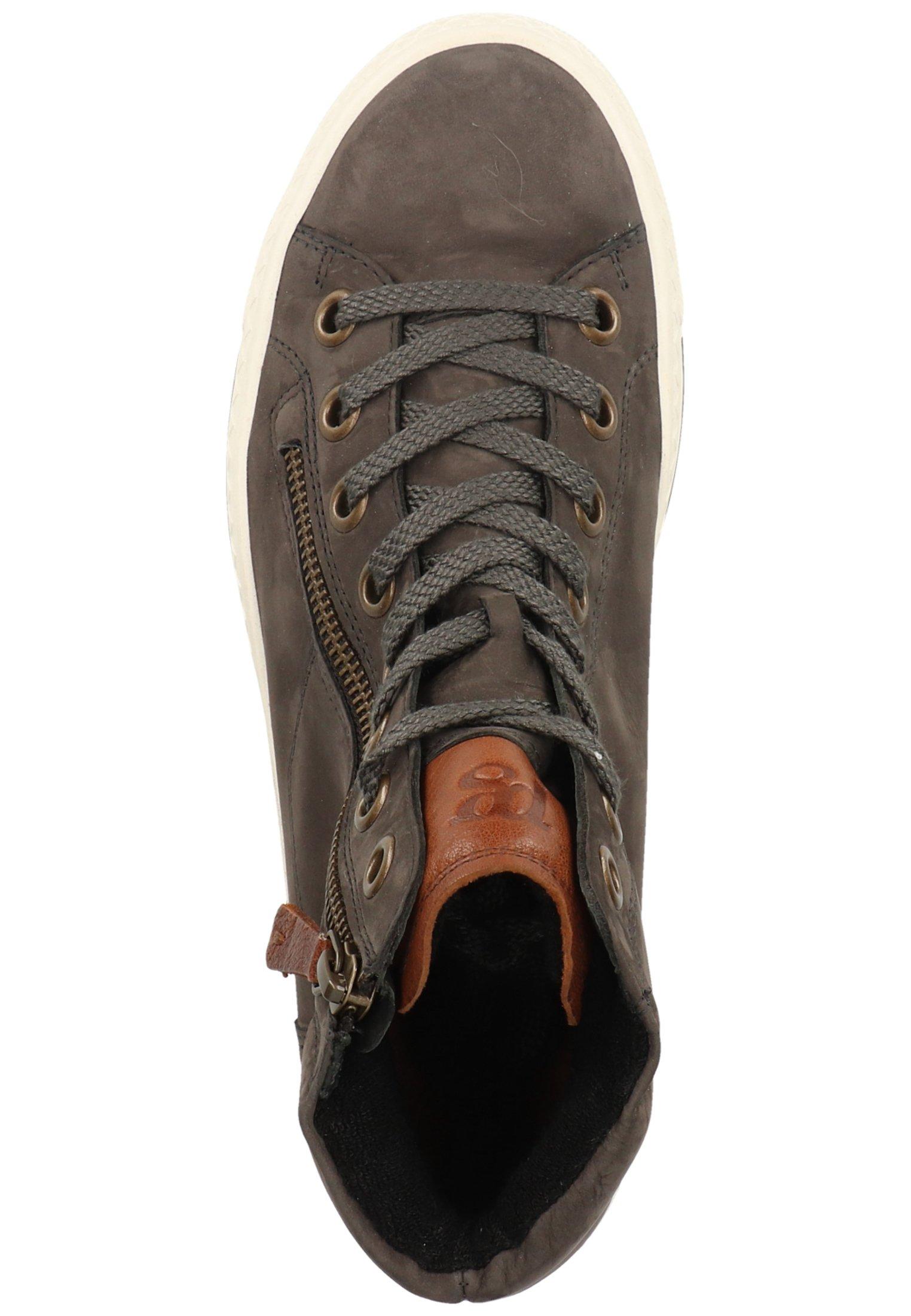 Paul Green Sneakers alte - grau/mittelbraun 017 6IOALyIK