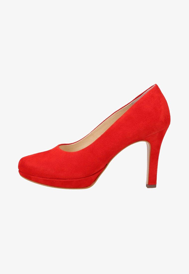Paul Green - High heels - red