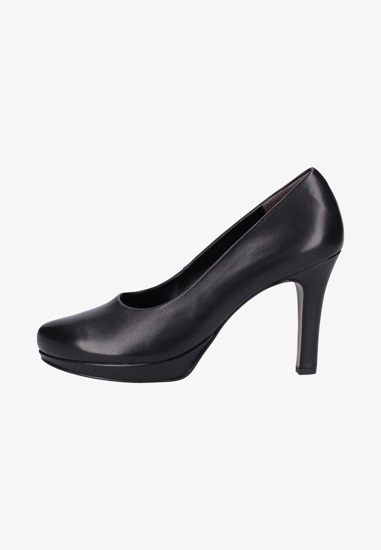 Paul Green - ESCARPINS - High Heel Pumps - black